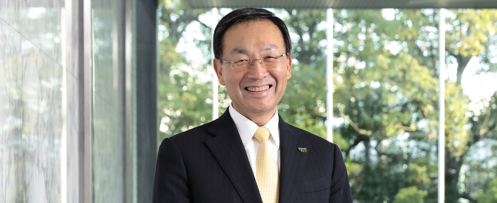 Panasonic CEO