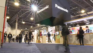 Panasonic at the Sands CES2020